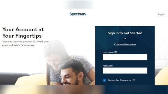 spectrum webmail