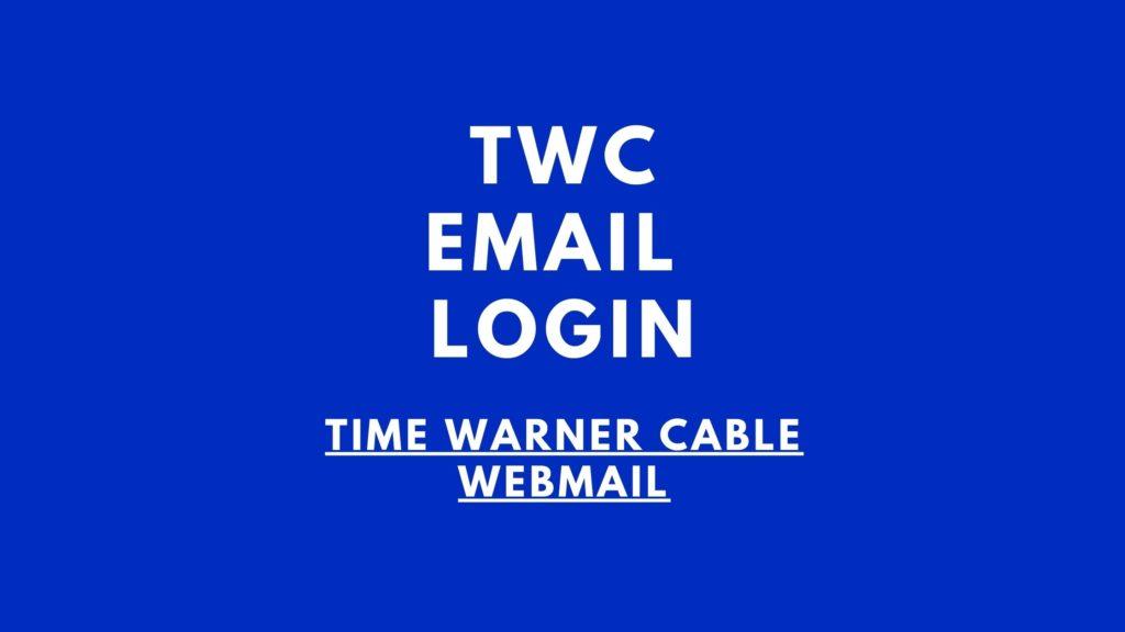 twc email login