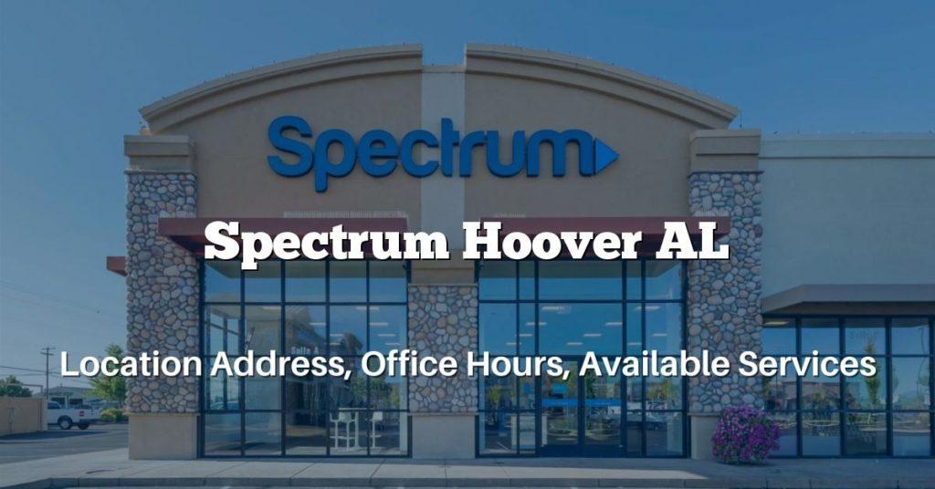 Spectrum Hoover AL